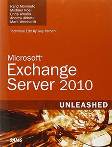 Exchange Server 2010 Unleashed (Paperback)-cover