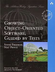 Growing Object-Oriented Software, Guided by Tests (Paperback)-cover