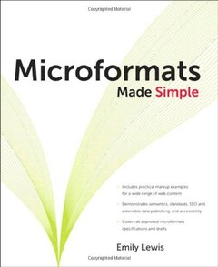 Microformats Made Simple (Paperback)-cover