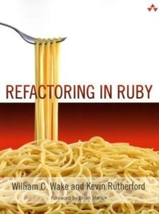 Refactoring in Ruby (Paperback)-cover