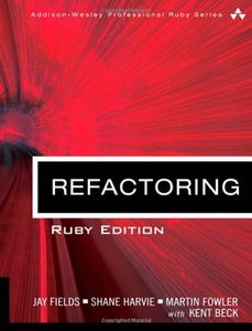 Refactoring: Ruby Edition (Hardcover)-cover
