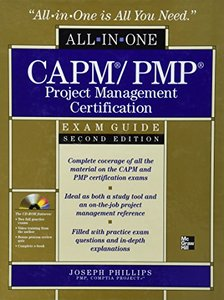 CAPM/PMP Project Management Certification All-in-One Exam Guide with CD-ROM, 2/e (Hardcover)-cover