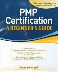PMP Certification, A Beginner's Guide (Paperback)-cover