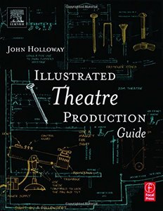Illustrated Theatre Production Guide (Paperback)-cover