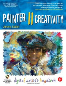 Painter 11 Creativity: Digital Artist's Handbook (Paperback)-cover