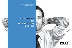 Thoughts on Interaction Design (Paperback)-cover