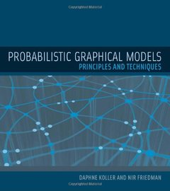 Probabilistic Graphical Models: Principles and Techniques (Hardcover)-cover
