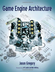 Game Engine Architecture (Hardcover)-cover