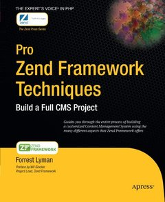 Pro Zend Framework Techniques: Build a Full CMS Project-cover