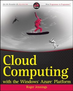Cloud Computing with the Windows Azure Platform (Paperback)-cover