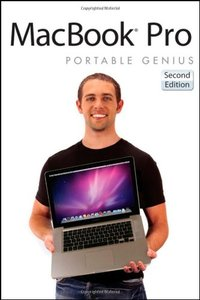 MacBook Pro Portable Genius, 2/e (Paperback)-cover
