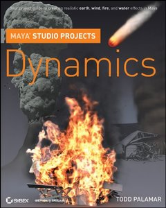 Maya Studio Projects : Dynamics (Paperback)-cover