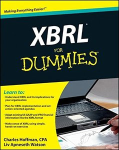 XBRL For Dummies (Paperback)-cover