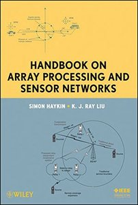 Handbook on Array Processing and Sensor Networks (Hardcover)-cover