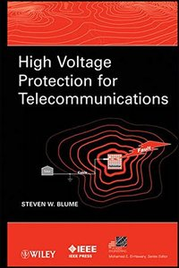 High Voltage Protection for Telecommunications (Hardcover)-cover