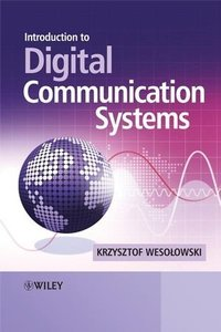 Introduction to Digital Communication Systems (Hardcover)-cover