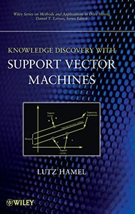 Knowledge Discovery with Support Vector Machines (Hardcover)-cover