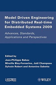 Model Driven Engineering for Distributed Real-Time Embedded Systems (Hardcover)-cover