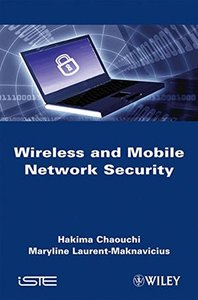 Wireless and Mobile Networks Security (Hardcover)