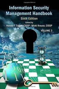 Information Security Management Handbook, 6/e, Volume 3 (Hardcover)-cover