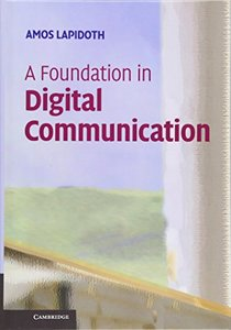 A Foundation in Digital Communication (Hardcover)-cover