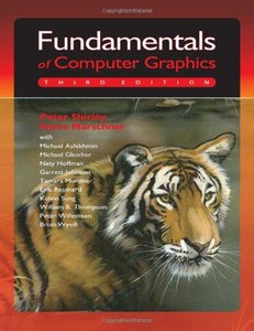 Fundamentals of Computer Graphics, 3/e (Hardcover)-cover
