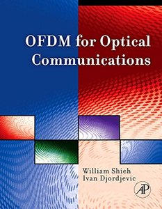 OFDM for Optical Communications (Hardcover)