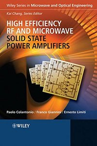 High Efficiency RF and Microwave Solid State Power Amplifiers-cover