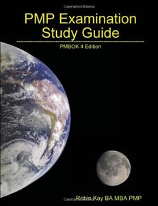 PMP Examination Study Guide. PMBOK, 4/e (Paperback)-cover