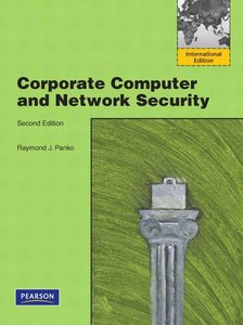 Corporate Computer and Network Security, 2/e (IE-Paperback)-cover