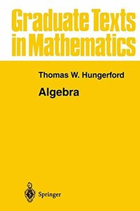 Algebra (Graduate Texts in Mathematics)(Hardcover)-cover