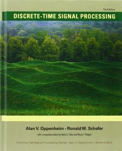 Discrete-Time Signal Processing, 3/e (Hardcover)-cover