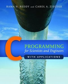 C Programming for Scientists and Engineers With Applications (Paperback)-cover