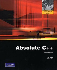 Absolute C++, 4/e (IE-Paperback)-cover