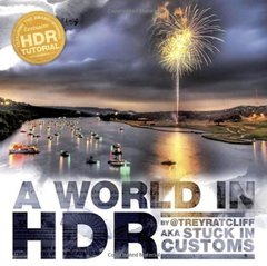 A World in HDR (Paperback)-cover