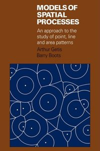 Models of Spatial Processes: An Approach to the Study of Point, Line and Area Patterns (Paperback)-cover