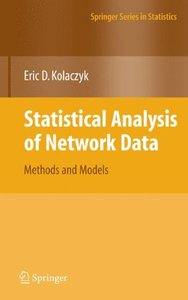 Statistical Analysis of Network Data: Methods and Models (Hardcover)