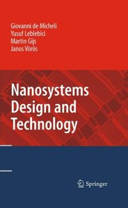 Nanosystems Design and Technology (Hardcover)