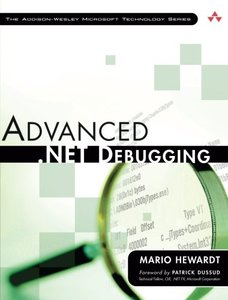 Advanced .NET Debugging (Paperback)-cover
