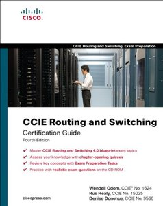 CCIE Routing and Switching Exam Certification Guide, 4/e (Hardcover)-cover