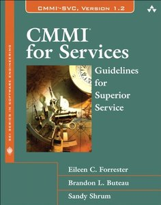 CMMI for Services: Guidelines for Superior Service (Hardcover)-cover
