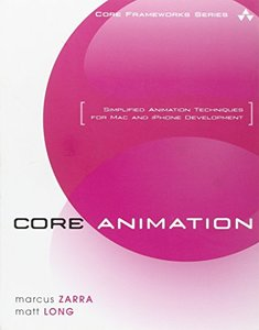 Core Animation: Simplified Animation Techniques for Mac and iPhone Development (Paperback)-cover