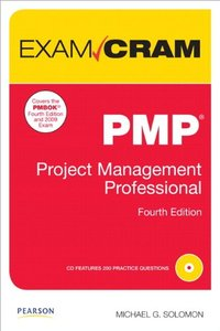 PMP Exam Cram: Project Management Professional, 4/e (Paperback)-cover