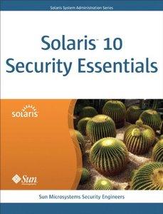 Solaris 10 Security Essentials (Paperback)-cover