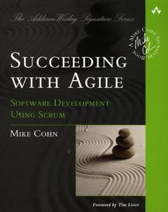 Succeeding with Agile: Software Development Using Scrum (Paperback)-cover