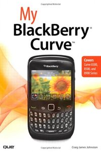 My BlackBerry Curve (Paperback)-cover