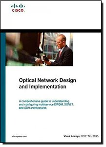 Optical Network Design and Implementation (Paperback)-cover