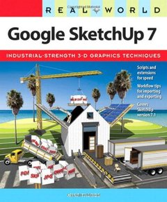 Real World Google SketchUp 7 (Hardcover)-cover