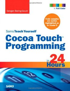 Sams Teach Yourself Cocoa Touch Programming in 24 Hours (Paperback)-cover