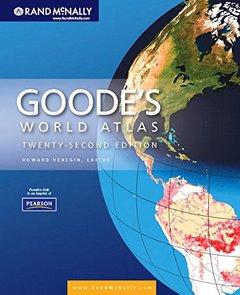 Goode's World Atlas, 22/e (Paperback)-cover